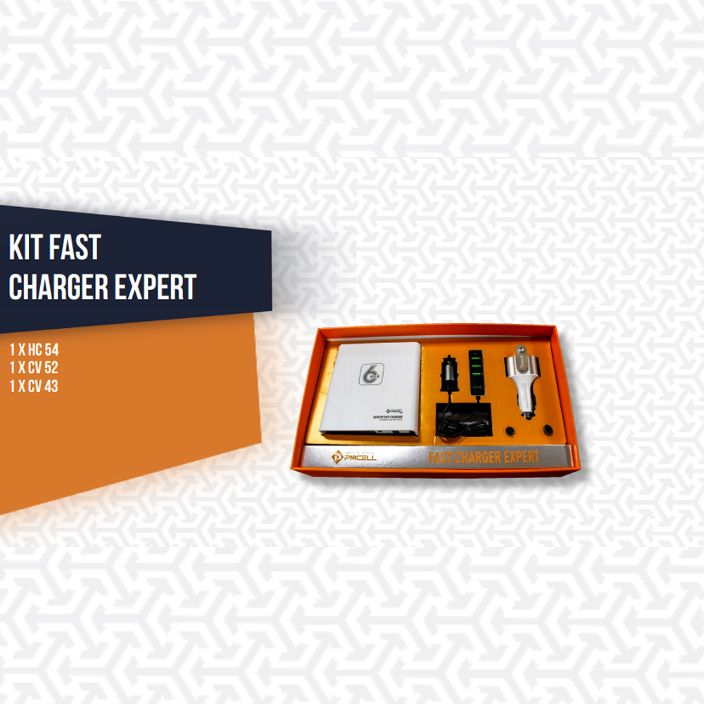 Kit Fast Charger Expert Image